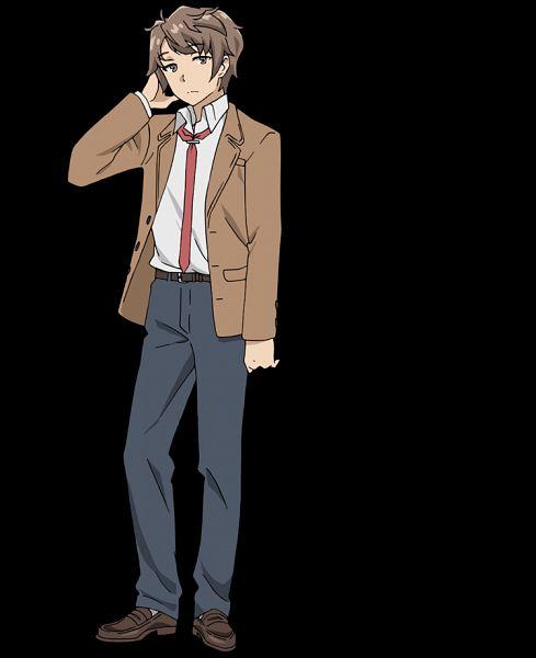 Azusagawa Sakuta - Seishun Buta Yarou Series