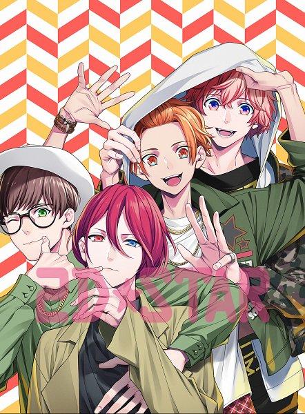 Tags: Anime, B-Project, Fudo Akane, Onzai Momotaro, Sekimura Mikado, Ashuu Yuuta