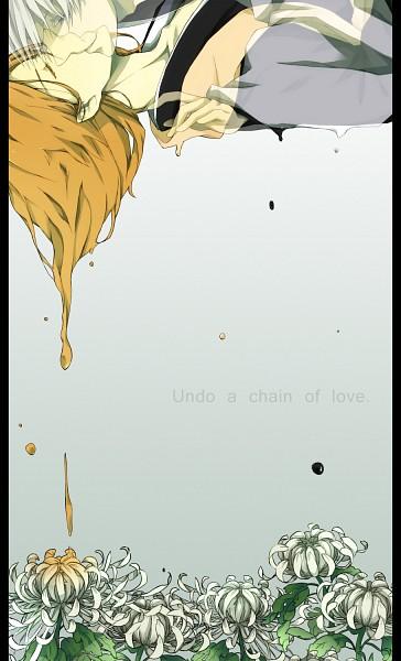 Tags: Anime, Pixiv Id 1140650, BLEACH, Ichimaru Gin, Matsumoto Rangiku, Disappearing, Fanart From Pixiv, Fanart, Pixiv, Mobile Wallpaper, GinRan