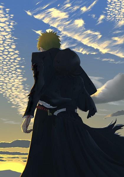 Tags: Anime, Pixiv Id 7520651, BLEACH, Kuchiki Rukia, Kurosaki Ichigo, Mobile Wallpaper, IchiRuki