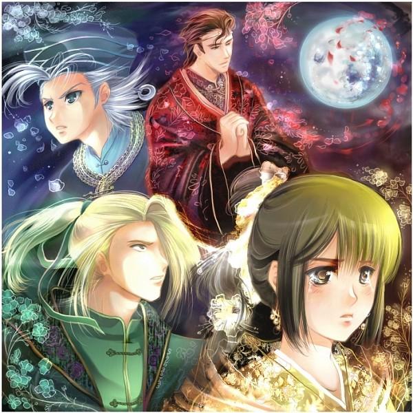 Tags: Anime, BLEACH, Hitsugaya Toushirou, Hinamori Momo, Kira Izuru, Aizen Sousuke, Gotei 13