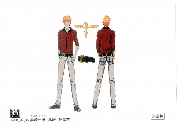 Tags: Anime, BLEACH, Kurosaki Ichigo