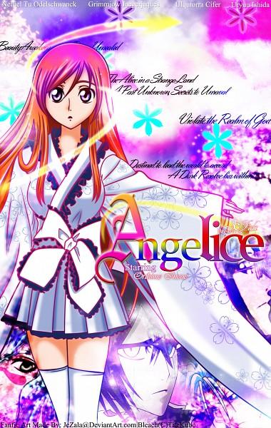 Tags: Anime, BLEACH, Grimmjow Jeagerjaques, Ulquiorra Schiffer, Ishida Uryuu, Neliel Tu Oderschvank, Inoue Orihime, Espada