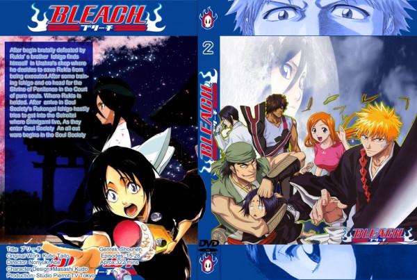 """Tags: Anime, Kubo Tite, BLEACH, Yasutora """"Chad"""" Sado, Kuchiki Rukia, Inoue Orihime, Kurosaki Ichigo, Yamada Hanatarou, Shiba Ganju, Ishida Uryuu, Scan, DVD (Source), Official Art"""
