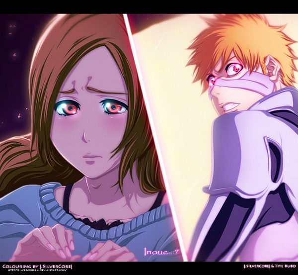 Tags: Anime, SilverCore94, BLEACH, Inoue Orihime, Kurosaki Ichigo, Fullbringer