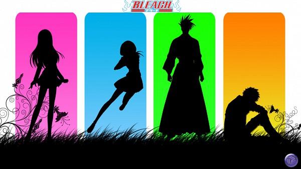 Tags: Anime, BLEACH, Kurosaki Ichigo, Inoue Orihime, Kuchiki Rukia, Abarai Renji, Gotei 13