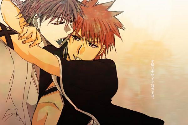 Tags: Anime, Pixiv Id 2548856, BLEACH, Hollow Ichigo, Kurosaki Ichigo, Pixiv