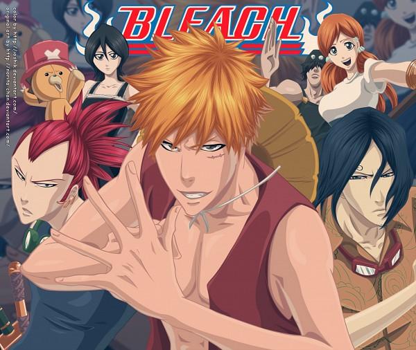 Tags: Anime, Norita-chan, Ioshik, BLEACH, Kurosaki Ichigo, Yasutora