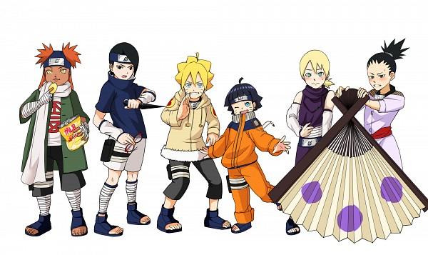 Tags: Anime, Pixiv Id 5675023, BORUTO, NARUTO, Akimichi Chouchou, Uzumaki Himawari, Yamanaka Inojin, Nara Shikadai, Uzumaki Boruto, Uchiha Sarada, Yamanaka Ino (Cosplay), Uzumaki Naruto (Cosplay), Temari (NARUTO) (Cosplay)