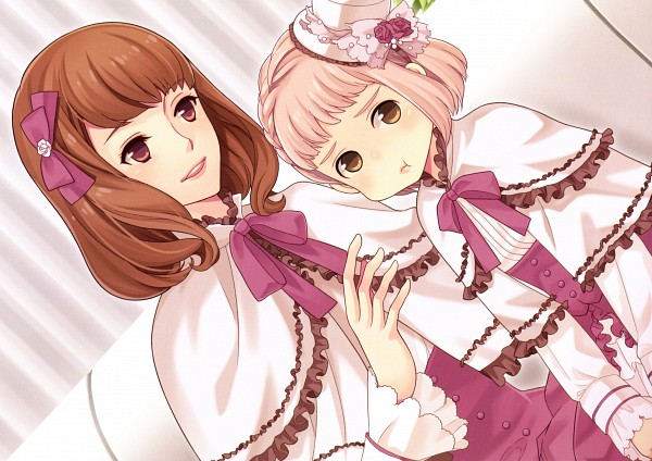 Tags: Anime, Udajo, BROTHERS CONFLICT, Ema (Brothers Conflict), Asahina Wataru, Fanart