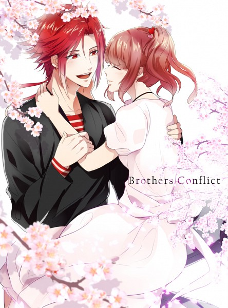 Tags: Anime, Pixiv Id 497663, BROTHERS CONFLICT, Asahina Yusuke, Ema (Brothers Conflict), Heart Hair Ornament, Heart Clip, Fanart From Pixiv, Pixiv, Fanart
