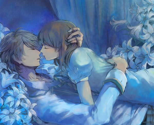 Tags: Anime, Pixiv Id 3694115, BROTHERS CONFLICT, Asahina Iori, Ema (Brothers Conflict), Fanart, Fanart From Pixiv, Pixiv