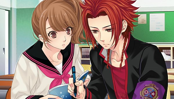 Tags: Anime, Udajo, Otomate, IDEA FACTORY, BROTHERS CONFLICT, Asahina Yusuke, Ema (Brothers Conflict), CG Art, Official Art