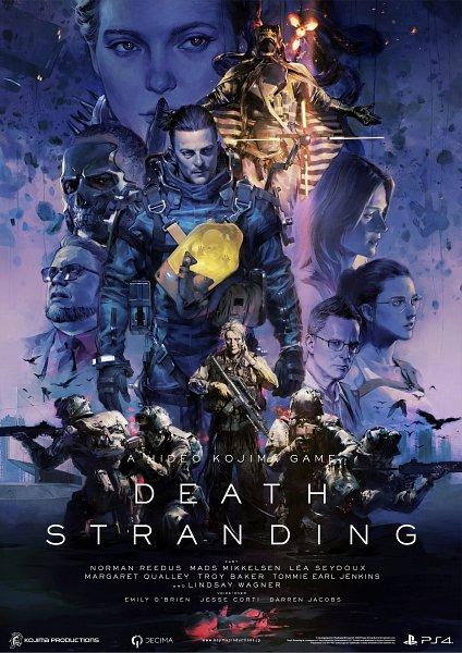 BT (Death Stranding) - Death Stranding