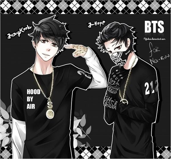 BTS - K-pop