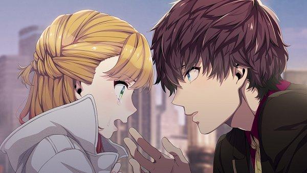 Tags: Anime, Sumeragi Kohaku, BUSTAFELLOWS, Limbo (BUSTAFELLOWS), Teuta, CG Art, Official Art