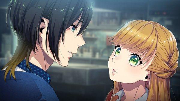 Tags: Anime, Sumeragi Kohaku, BUSTAFELLOWS, Teuta, Mozu (BUSTAFELLOWS), Official Art, CG Art