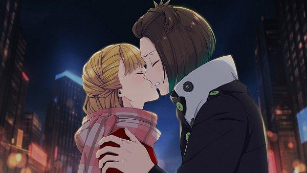 Tags: Anime, Sumeragi Kohaku, BUSTAFELLOWS, Scarecrow (BUSTAFELLOWS), Teuta, Official Art, CG Art