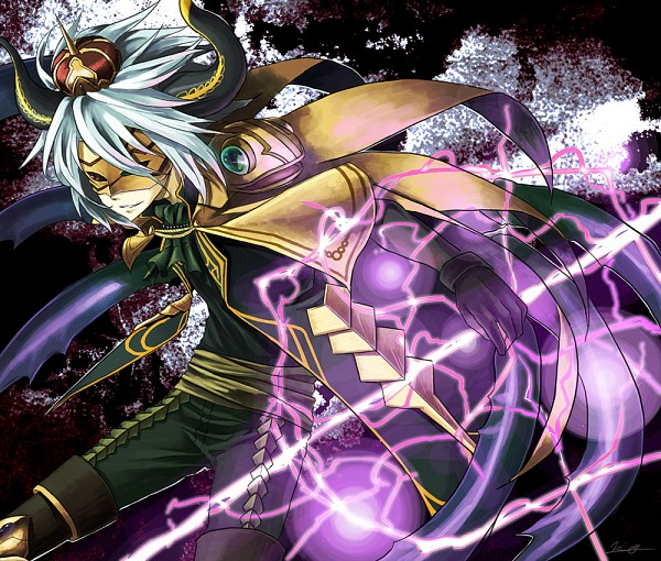 Tags: Anime, Pixiv Id 682017, Puzzle & Dragons, Baal (P&D), Fanart