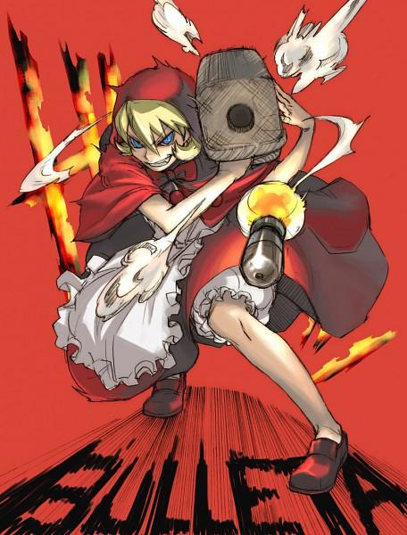 Tags: Anime, Darkstalkers, Baby Bonnie Hood