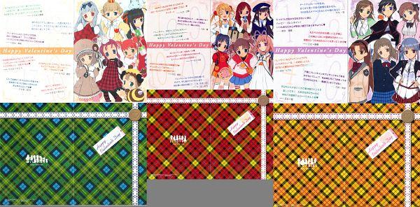 Tags: Anime, Mibu Natsuki, Baby Princess, Amatsuka Sora, Amatsuka Urara, Amatsuka Yuuna, Amatsuka Hotaru, Amatsuka Nijiko, Amatsuka Hikaru, Amatsuka Tsurara, Amatsuka Miharu, Amatsuka Sakura, Amatsuka Kosame