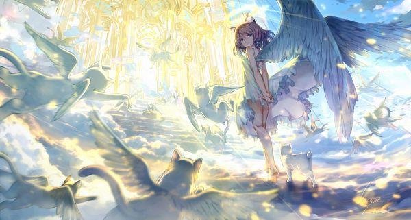 Tags: Anime, Babycat, Original