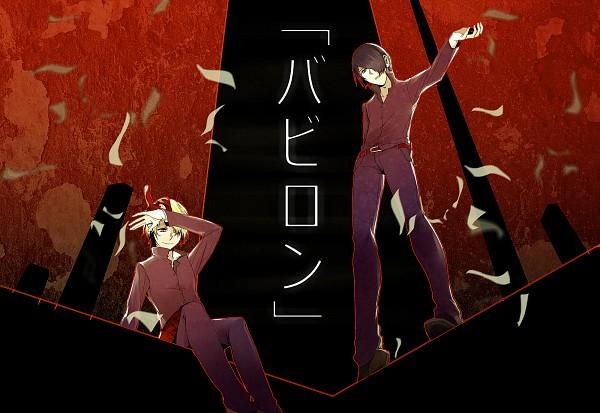 Tags: Anime, Shamuon, Mi-chan, Nico Nico Douga, Tohma-p, Nico Nico Singer, Babylon (Song)