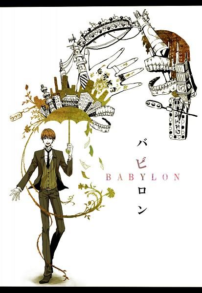 Tags: Anime, Pixiv Id 2049649, Bis, Nico Nico Singer, Babylon (Song)