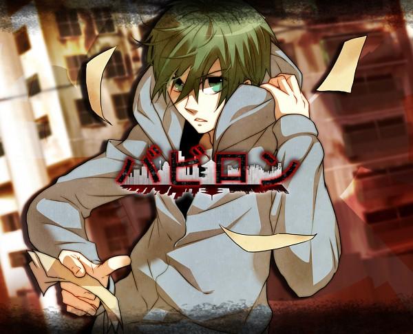 Tags: Anime, Sikijyou, Gai (Nico Nico Singer), Babylon (Song), Nico Nico Singer