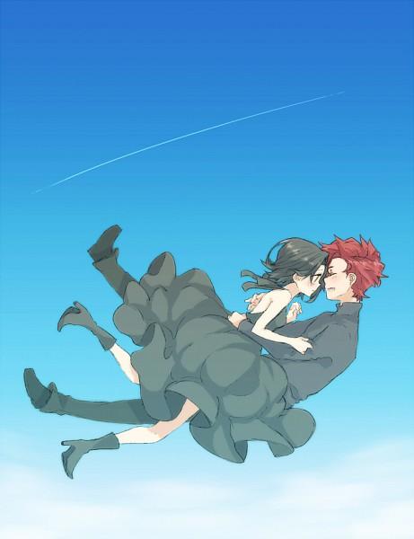 Tags: Anime, Pixiv Id 2654111, Baccano!, Claire Stanfield, Chane Laforet, Fanart, Pixiv