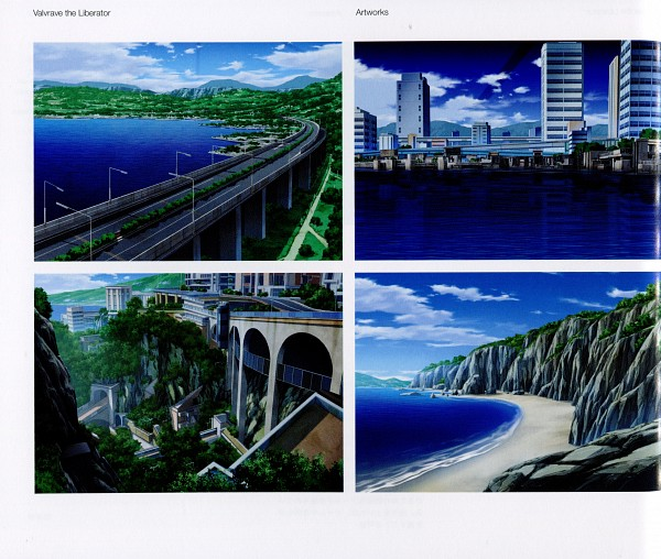 Background Art - Scenery