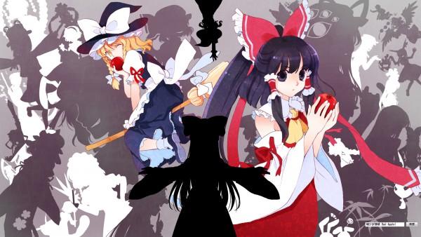 Tags: Anime, CATLQE, Touhou, Ibuki Suika, Patchouli Knowledge, Chen, Onozuka Komachi, Hakurei Reimu, Saigyouji Yuyuko, Yasaka Kanako, Kawashiro Nitori, Izayoi Sakuya, Moriya Suwako