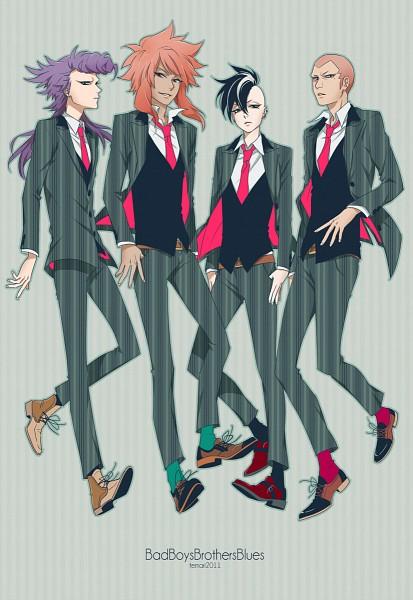 Bad Boy Brothers - Inazuma Eleven