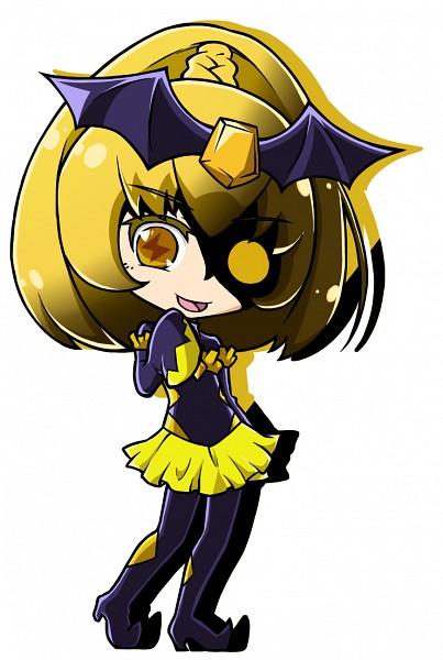 Tags: Anime, Sirokuro C, Smile Precure!, Bad End Peace, Yellow Gem, Fanart From Pixiv, Pixiv, Fanart