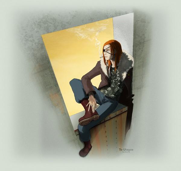 Glenn MacKenzie - But first, let me have a cig... Badou.Nails.600.783360