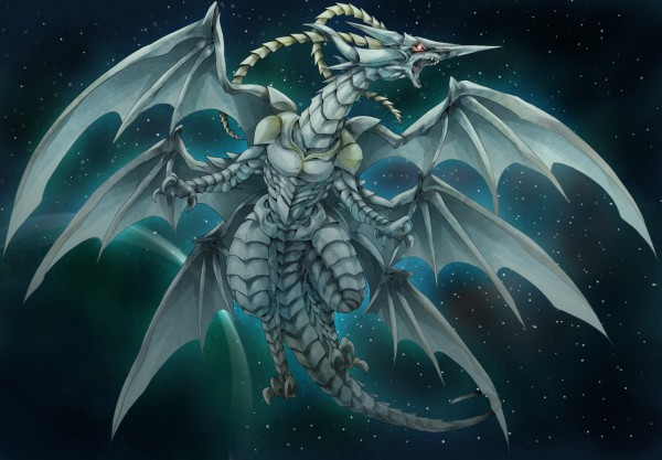 Tags: Anime, Michii Yuuki, Final Fantasy VII, Bahamut, Fanart, Pixiv