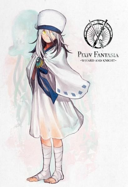 Bai - Pixiv Fantasia: Wizard and Knight