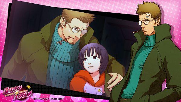Tags: Anime, IDEA FACTORY, Bakudan Handan, Inafune Saki, Shirabe Ayumu, Wallpaper, Official Art, HD Wallpaper, Official Wallpaper