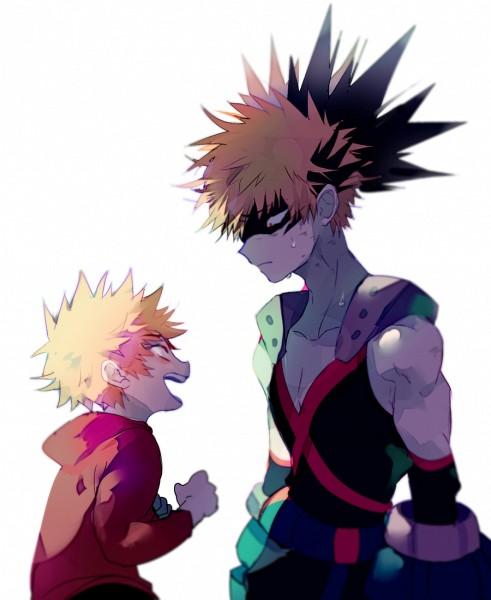 Tags: Anime, Inhye, Boku no Hero Academia, Bakugou Katsuki, PNG Conversion, Pixiv, Fanart, Fanart From Pixiv