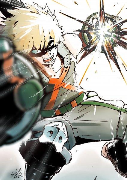 Tags: Anime, Pixiv Id 14180724, Boku no Hero Academia, Bakugou Katsuki, Fanart From Pixiv, Pixiv, Fanart