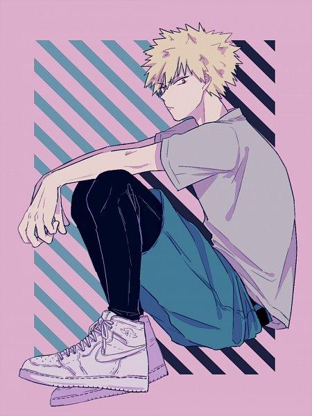 Tags: Anime, Pixiv Id 12087648, Boku no Hero Academia, Bakugou Katsuki, Fanart, Fanart From Pixiv, Pixiv