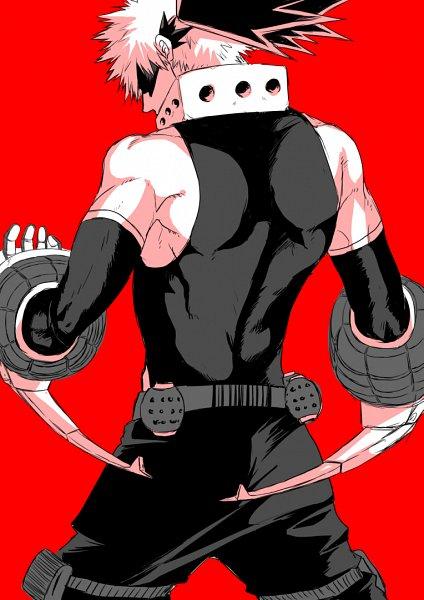 Tags: Anime, Pixiv Id 1617670, Boku no Hero Academia, Bakugou Katsuki, Fanart, Fanart From Pixiv, Pixiv
