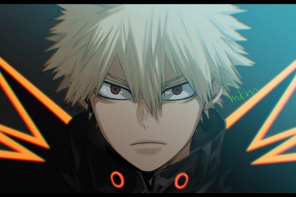 Tags: Anime, Pixiv Id 13513026, Boku no Hero Academia, Bakugou Katsuki