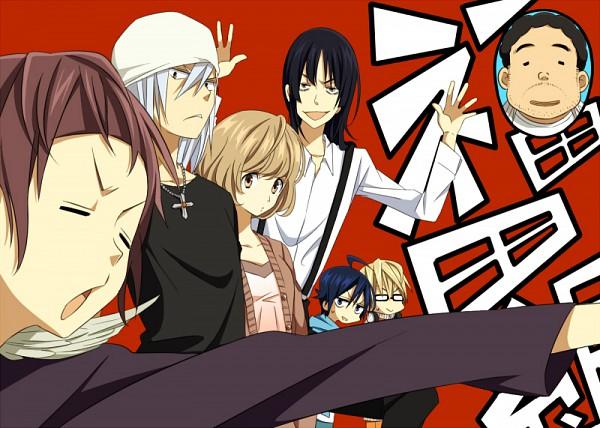 Tags: Anime, Minagawa, Bakuman。, Niizuma Eiji, Takagi Akito, Aoki Yuriko, Mashiro Moritaka, Hiramaru Kazuya, Fukuda Shinta, Ashirogi Muto