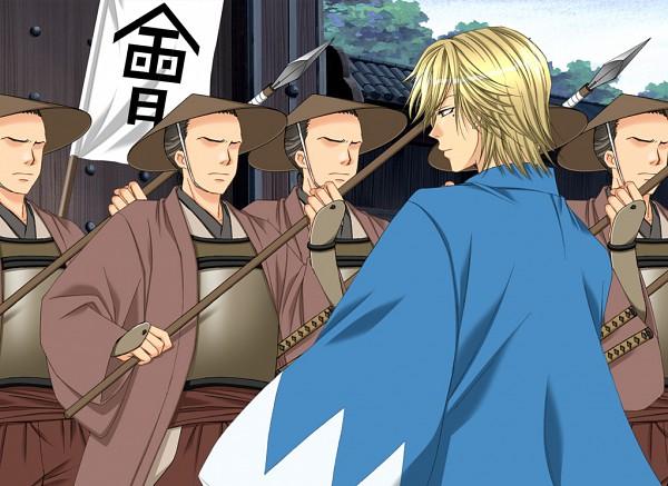 Tags: Anime, D3 PUBLISHER, Bakumatsu Koi Hana, Kondou Isami (Bakumatsu Koi Hana), CG Art