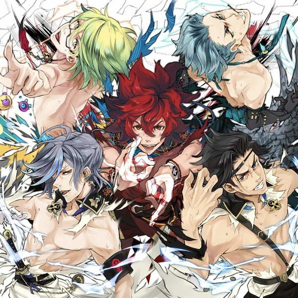 Bakumatsu Rock - Marvelous Inc.