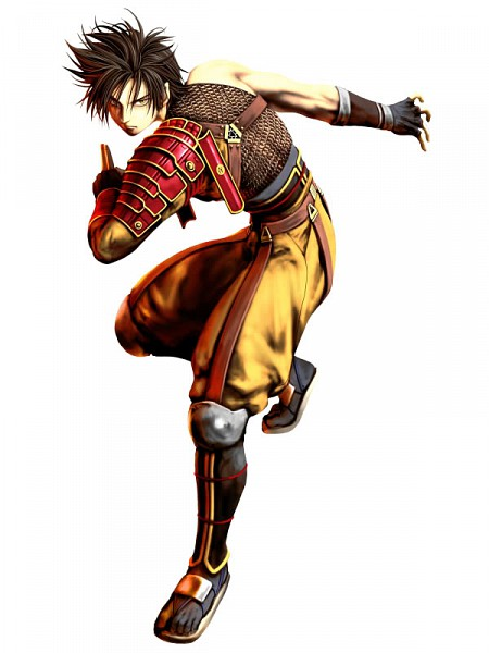 Bakuryu the Mole - Bloody Roar