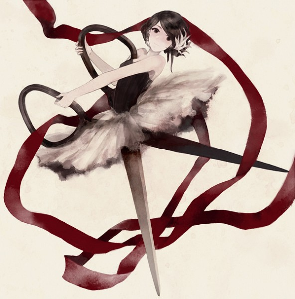 Ballerina Outfit - Dancing