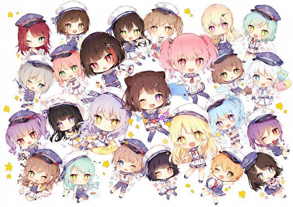 Tags: Anime, Pixiv Id 5323203, BanG Dream! Girls Band Party!, BanG Dream!, Toyama Kasumi, Aoba Moca, Shirokane Rinko, Ichigaya Arisa, Yamato Maya, Tsurumaki Kokoro, Udagawa Tomoe, Minato Yukina, Yamabuki Saaya (BanG Dream!)