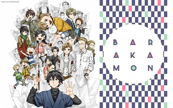 Tags: Anime, Yoshino Satsuki, Barakamon, Handa Seishuu, Kubota Hina, Handa Emi, Arai Tamako, Oohama Kentarou, Kido Hiroshi, Kawafuji Takao, Kotoishi Naru, Yamamura Miwa, Crowd